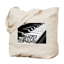 JAZZ- CHROME -PHOTO.psd Tote Bag