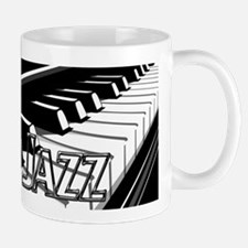 JAZZ- CHROME -PHOTO.psd Mug
