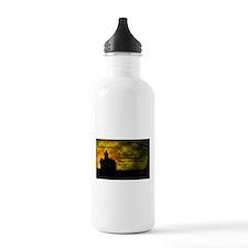 Incomprehensible - scattered Water Bottle