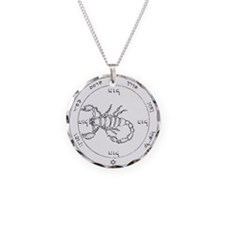 Solomon 5th Pentacle of Mars Necklace