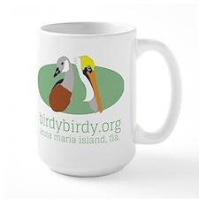 birdybirdy.org on ami logo Mug