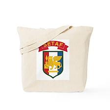 U.S.Army SETAF Italy Tote Bag