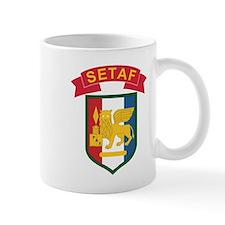 U.S.Army SETAF Italy Mug