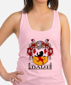 Daly Coat of Arms Racerback Tank Top