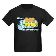 I Like Big Books T