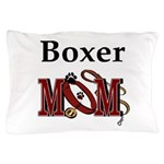 Boxer Mom Pillow Case