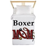 Boxer Mom Twin Duvet