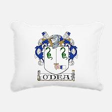 O'Dea Coat of Arms Rectangular Canvas Pillow
