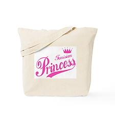 Tunisian Princess Tote Bag