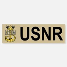 Master Chief Petty Officer<BR> Bumper Sticker 3