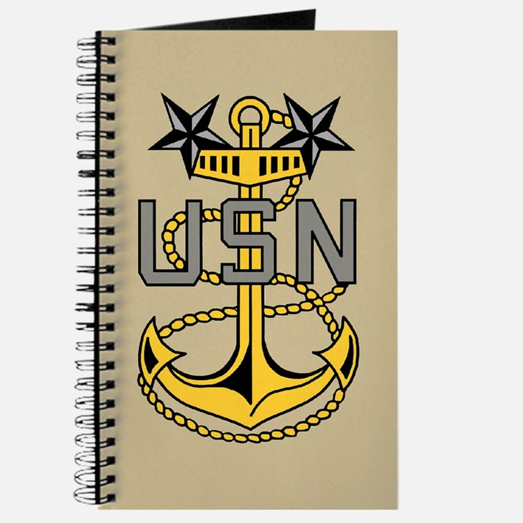 Master Chief Petty Officer<BR> Log Book 3