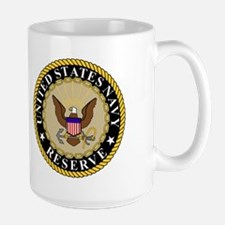 Master Chief Petty Officer<BR> 15 Ounce Mug 3