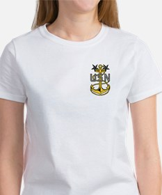 Master Chief Petty Officer<BR> Women's T-Shirt 3