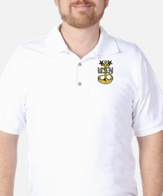Master Chief Petty Officer<BR> Golf Shirt 3