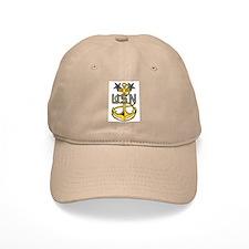 Master Chief<BR> White Or Khaki Baseball Cap