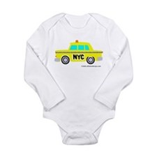 Wee New York Cab! Body Suit