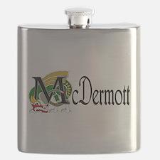 McDermott Celtic Dragon Flask