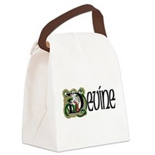 Devine Celtic Dragon Canvas Lunch Bag