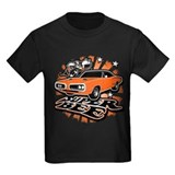 Hot rod Kids T-shirts (Dark)