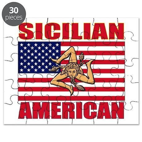 Sicilian American Puzzle