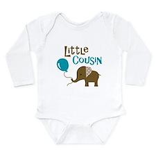 Little Cousin - Mod Elephant Body Suit