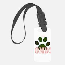 Oh, my Dog! Luggage Tag