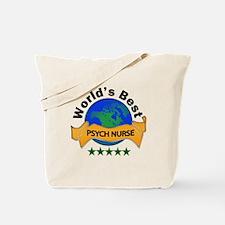 Best psych nurse Tote Bag