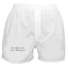 East Hampton Boxer Shorts