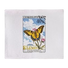 1961 Czech Swallowtail Butterfly Postage Stamp St