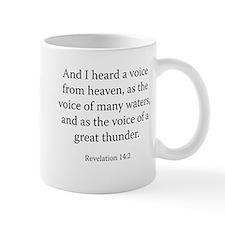 Revelation 14:2 Mug