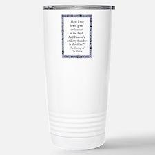 Have I Not Heard Great Ordinance Mugs