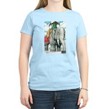 Lucy the Christmas Elephant, Margate NJ T-Shirt