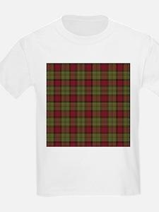 Red Green Tartan T-Shirt