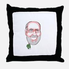 GoVeRnOr NeiL AbErCrOmBiE Throw Pillow