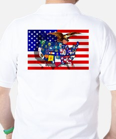 USA State Flags T-Shirt