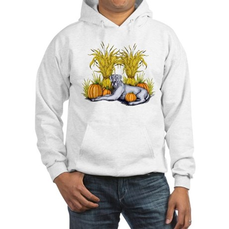Great Dane Harvest Blue UC Hooded Sweatshirt