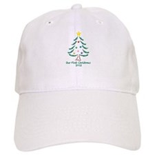 Our First Christmas 2012 Baseball Cap