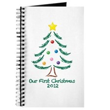 Our First Christmas 2012 Journal