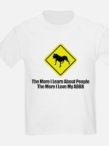 Alapaha Blue Blood Bulldog Kids T-Shirt