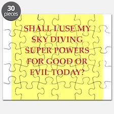 skydiving joke Puzzle