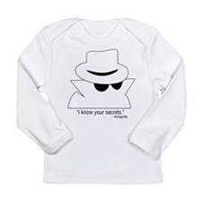 Incognito Long Sleeve Infant T-Shirt