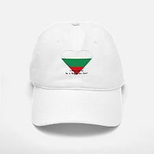 bulgarian flag Baseball Baseball Cap