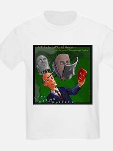When Worlds Collide Kids T-Shirt