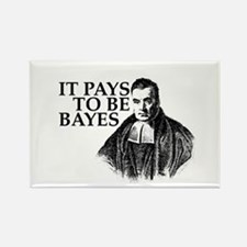 It pays to be Bayes. Rectangle Magnet