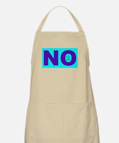 NO it wasn't an accident BBQ Apron