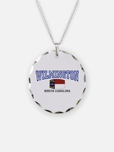 Wilmington, North Carolina NC USA Necklace