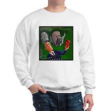When Worlds Collide Sweatshirt