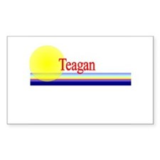 Teagan Rectangle Decal