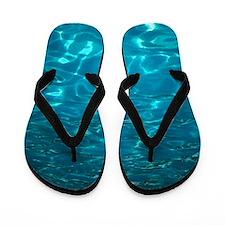 Swimming Pool Flip Flops