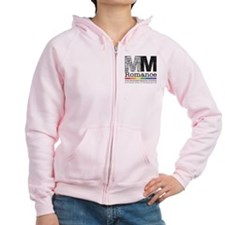 NEW M/M Romance Group Logo Zip Hoodie